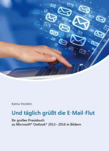 Buch Outlook und die e-Mail-Flut